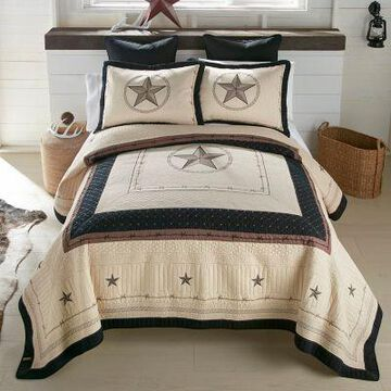 Donna Sharp Texas Pride Bedding Collection Quilt