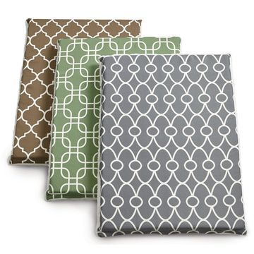 Midwest QuietTime Defender Series Reversible Crate Brown Mat for Dogs