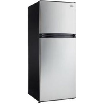 Danby 10 Cu. Ft. Stainless Steel Top Freezer Refrigerator