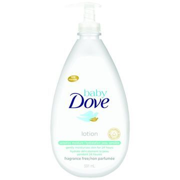 Baby Dove Lotion, Sensitive Moisture, 591 mL