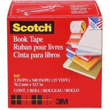 MMM8453 - Scotch Book Repair Tape