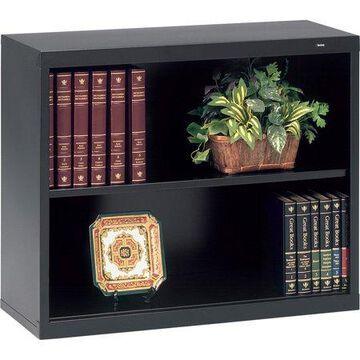 Tennsco, Welded Bookcase, 1 Each, Black