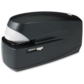 Business Source Electric Stapler - 25 Sheets Capacity - 210 Staples Capacity - 1/4