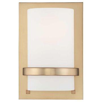 Honey Gold 1 Light Wall Sconce by Minka Lavery