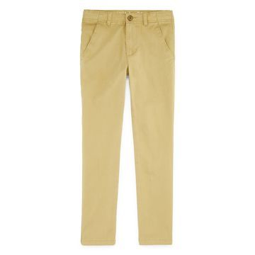 Arizona Boys Flat Front Pant