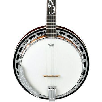 B200 5-String Banjo Natural Closed Back