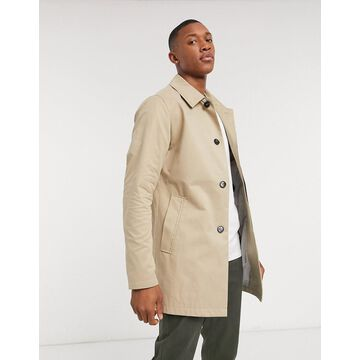 Jack & Jones Premium classic twill mac in stone