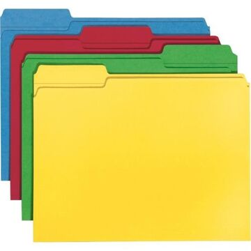 Smead 100% Recycled File Folders