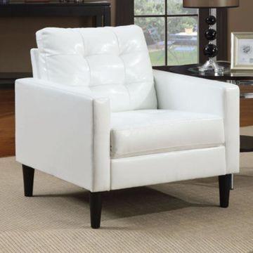 Benzara Accent Club Chair