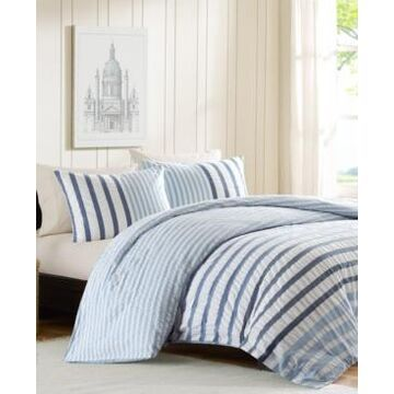 Ink+Ivy Sutton 3-Pc. King Duvet Cover Set Bedding