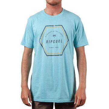 Rip Curl Mens Graphic Short Sleeves T-Shirt