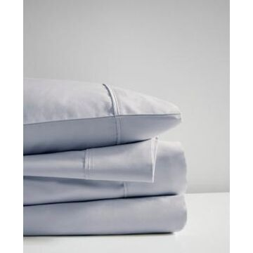 Beautyrest 600 Thread Count Cal King 4-Piece Cooling Cotton Sheet Set Bedding