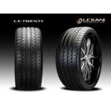 Lexani LX-TWENTY Radial Tire - 275/35ZR20 102W XL