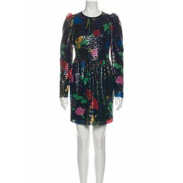 Msgm Printed Mini Dress w/ Tags Msgm Printed Mini Dress w/ Tags