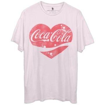 Junk Food Cotton Coca-Cola Heart T-Shirt