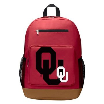 Oklahoma Sooners Playmaker Backpack by Northwest