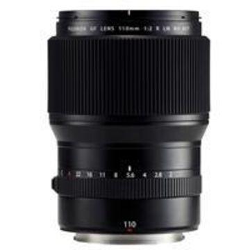 Fujifilm FUJINON GF 110mm F/2 R WR LM Lens for GFX Medium Format System