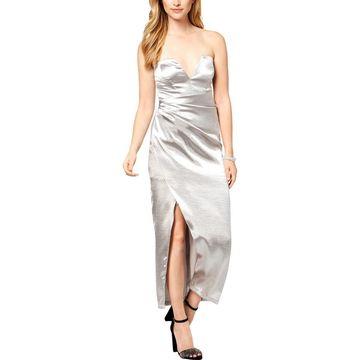 Bardot Womens Midi Dress Cocktail Party