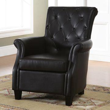 Baxton Studio Brixton Arm Chair