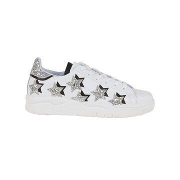 Chiara Ferragni Sneakers Glitter Stars