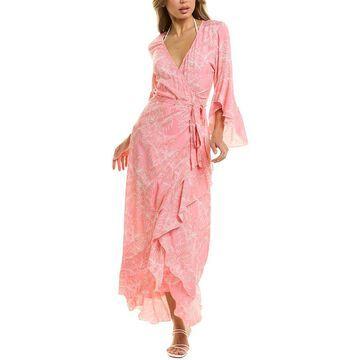 Melissa Odabash Cheryl Long Wrap Dress