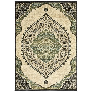 Style Haven Essence Overscale Medallion Area Rug