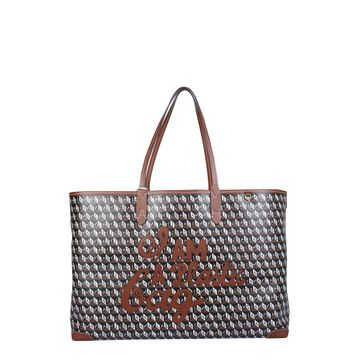 Anya Hindmarch I Am A Plastic Bag Tote Bag