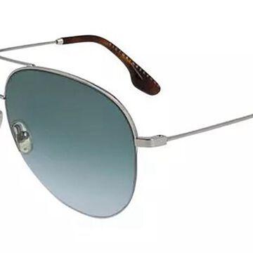 Victoria Beckham VB90S 706 Womenas Sunglasses Gold Size 62
