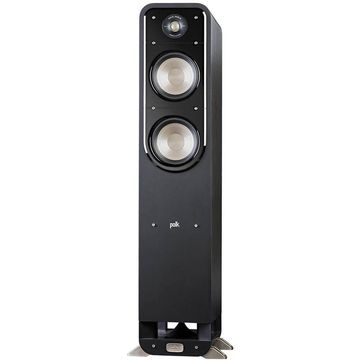 Polk Audio S55 HiFi Home Theater Tower Speaker - Black