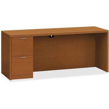 """HON Valido Left Pedestal Desk, 66""""W - 2-Drawer"""