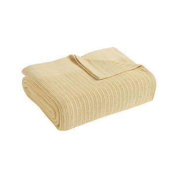 Ivory Fiesta Blanket