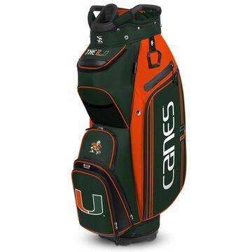 WinCraft Miami Hurricanes Bucket III Cooler Cart Golf Bag