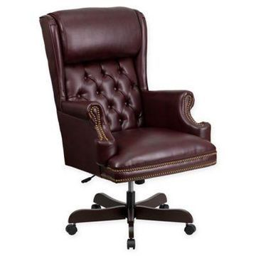 Flash Furniture Office Chair in Burgundy