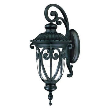 Acclaim Lighting 2112 Naples 1 Light Outdoor Wall Sconce