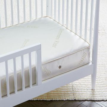 Simmons' BeautySleep Superior Rest Crib & Toddler Mattress.