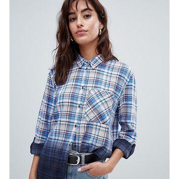 Esprit Ombre Check Shirt