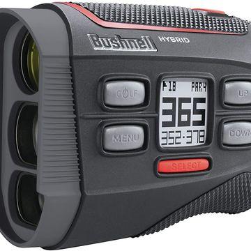 Bushnell Hybrid GPS With Jolt Golf Laser Rangefinder