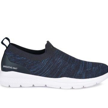 Vance Co. Pierce Men's Shoe (Blue - Size 10.5 - FABRIC)