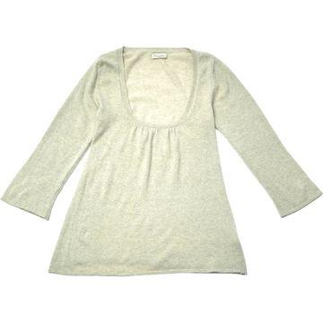 American Vintage Grey Cashmere Knitwear