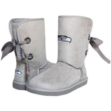 Women's Seattle Seahawks Cuce Champion Boots