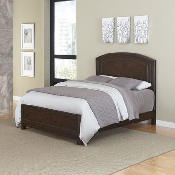 Crescent Hill Bed by Home Styles