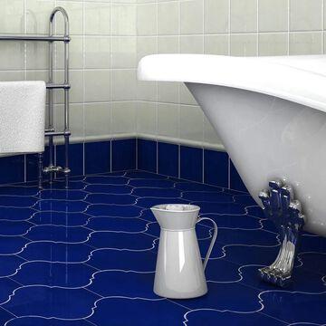 SomerTile 10.375x11.375-inch Mar Nostrum Provenzal Messina Porcelain Floor and Wall Tile (18 tiles/7.74 sqft.)
