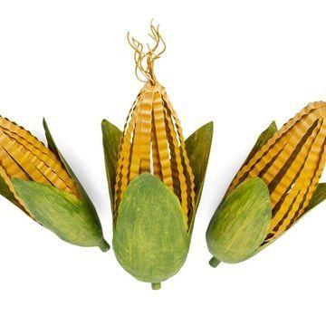 IMAX 23349-3 Corn Decors - Set of 3