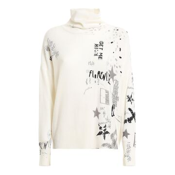 Ermanno Scervino Highneck Sweater