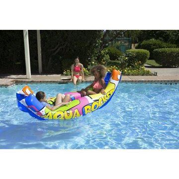 Poolmaster Aqua Rocker Swimming Pool Float