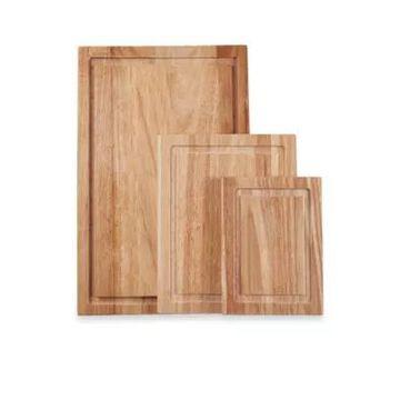 Farberware 3-Piece Wood Cutting Board Set -