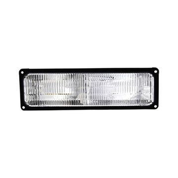 12-1540-01-9 Left Hand Passenger Side Replacement Turn Signal & Parking Light for 1994-2000 Chevy Ck-Tahoe & 1994-1999 Suburban