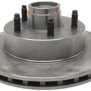 Disc Brake Rotor and Hub Assembly-Professional Grade Front Raybestos 6865R