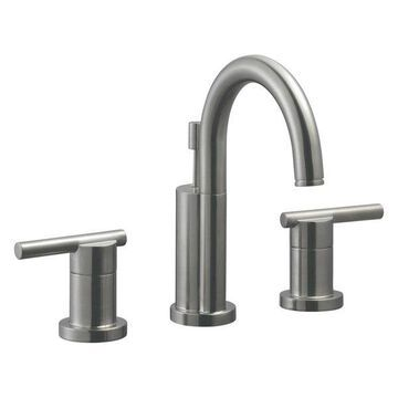 Design House 525733 Double Handle Widespread Bathroom Faucet