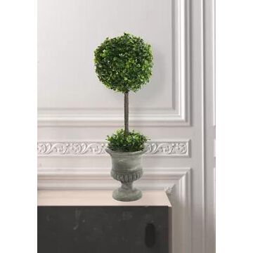 Vickerman Green Boxwood Topiary -
